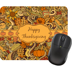 Thanksgiving Mouse Pad (Personalized)
