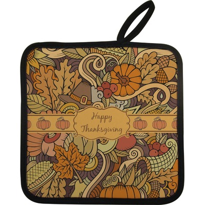 Thanksgiving Pot Holder (Personalized)