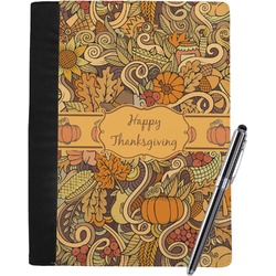 Thanksgiving Notebook Padfolio (Personalized)