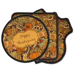 Thanksgiving Iron on Patches