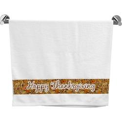 Thanksgiving Bath Towel (Personalized)