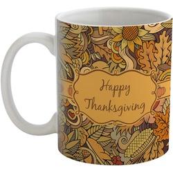 Thanksgiving Coffee Mug (Personalized)