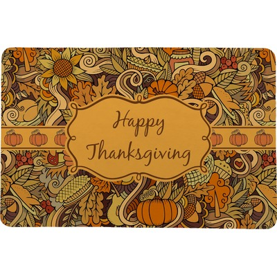 Thanksgiving Comfort Mat (Personalized)