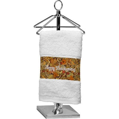 Thanksgiving Finger Tip Towel (Personalized)