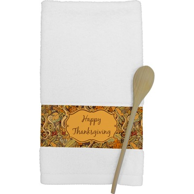 Thanksgiving Kitchen Towel (Personalized)
