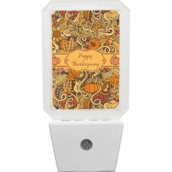Thanksgiving Night Light (Personalized)