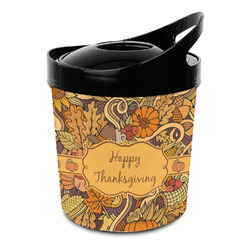 Thanksgiving Plastic Ice Bucket (Personalized)