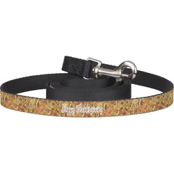 Thanksgiving Dog Leash (Personalized)