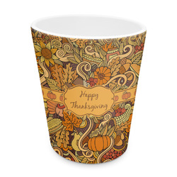Thanksgiving Plastic Tumbler 6oz (Personalized)