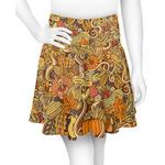 Thanksgiving Skater Skirt (Personalized)