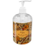 Thanksgiving Acrylic Soap & Lotion Bottle