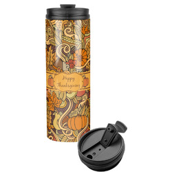 Thanksgiving Stainless Steel Tumbler (Personalized)