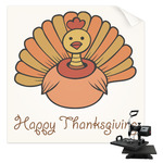 Thanksgiving Sublimation Transfer (Personalized)