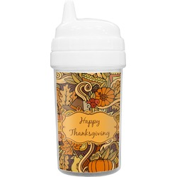 Thanksgiving Toddler Sippy Cup (Personalized)