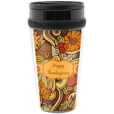 Thanksgiving Travel Mugs (Personalized)
