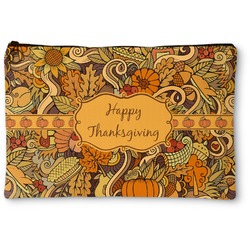 Thanksgiving Zipper Pouch (Personalized)