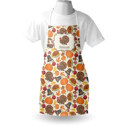 Traditional Thanksgiving Apron (Personalized)