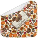 Traditional Thanksgiving Baby Hooded Towel (Personalized)