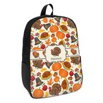 Traditional Thanksgiving Kids Backpack (Personalized)