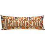 Traditional Thanksgiving Body Pillow Case (Personalized)