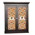 Traditional Thanksgiving Cabinet Decal - Custom Size (Personalized)