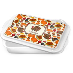 Traditional Thanksgiving Cake Pan (Personalized)