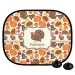 Traditional Thanksgiving Car Side Window Sun Shade (Personalized)