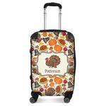 Traditional Thanksgiving Suitcase (Personalized)