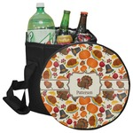 Traditional Thanksgiving Collapsible Cooler & Seat (Personalized)