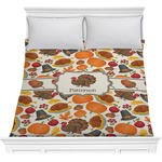 Traditional Thanksgiving Comforter (Personalized)