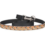 Traditional Thanksgiving Dog Leash (Personalized)