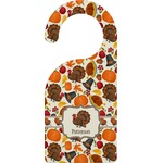 Traditional Thanksgiving Door Hanger (Personalized)