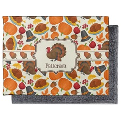 Traditional Thanksgiving Microfiber Screen Cleaner (Personalized)