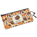 Traditional Thanksgiving Genuine Leather Eyeglass Case (Personalized)