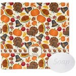 Traditional Thanksgiving Wash Cloth (Personalized)