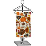 Traditional Thanksgiving Finger Tip Towel - Full Print (Personalized)