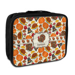 Traditional Thanksgiving Insulated Lunch Bag (Personalized)