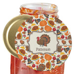 Traditional Thanksgiving Jar Opener (Personalized)