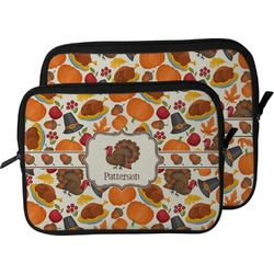 Traditional Thanksgiving Laptop Sleeve / Case (Personalized)