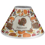 Traditional Thanksgiving Coolie Lamp Shade (Personalized)