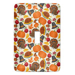 Traditional Thanksgiving Light Switch Covers - Multiple Toggle Options Available (Personalized)