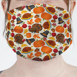 Traditional Thanksgiving Face Mask Cover (Personalized)