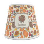 Traditional Thanksgiving Empire Lamp Shade (Personalized)