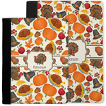 Traditional Thanksgiving Notebook Padfolio w/ Name or Text
