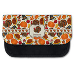 Traditional Thanksgiving Canvas Pencil Case w/ Name or Text