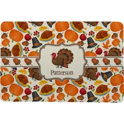 Traditional Thanksgiving Comfort Mat (Personalized)