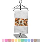 Traditional Thanksgiving Finger Tip Towel (Personalized)