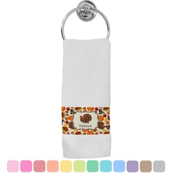 Traditional Thanksgiving Hand Towel (Personalized)