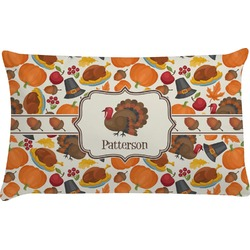 Traditional Thanksgiving Pillow Case (Personalized)