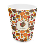 Traditional Thanksgiving Plastic Tumbler 6oz (Personalized)